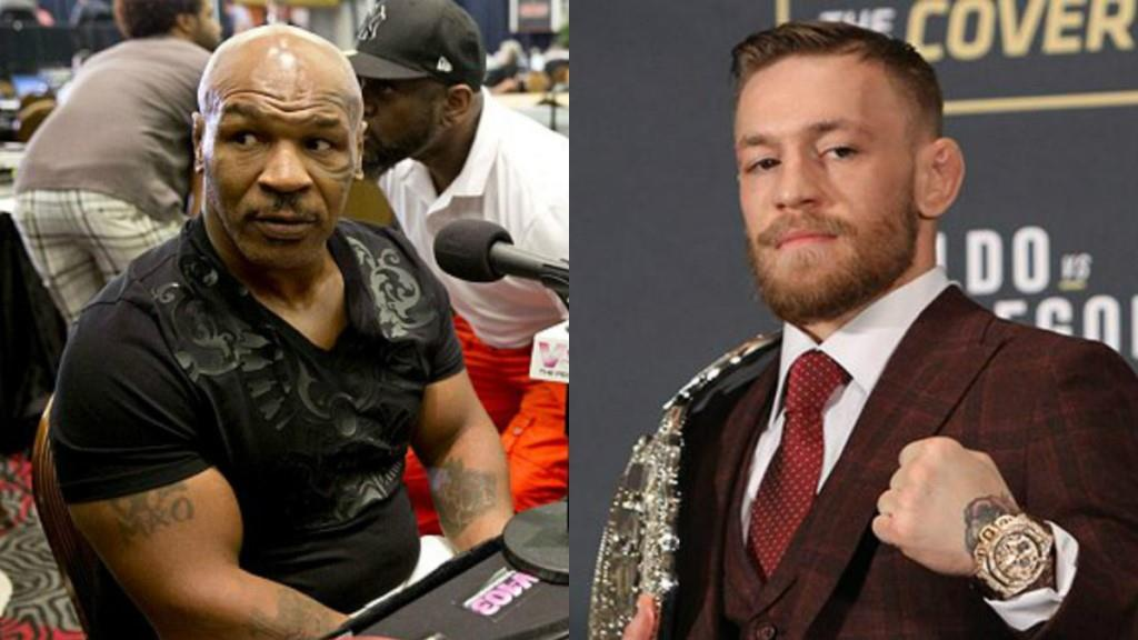 Conor McGregor compared himself to Mike Tyson ahead of Dustin Poirier fight