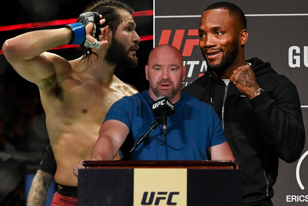 Dana White says he is interested in booking Leon Edwards vs