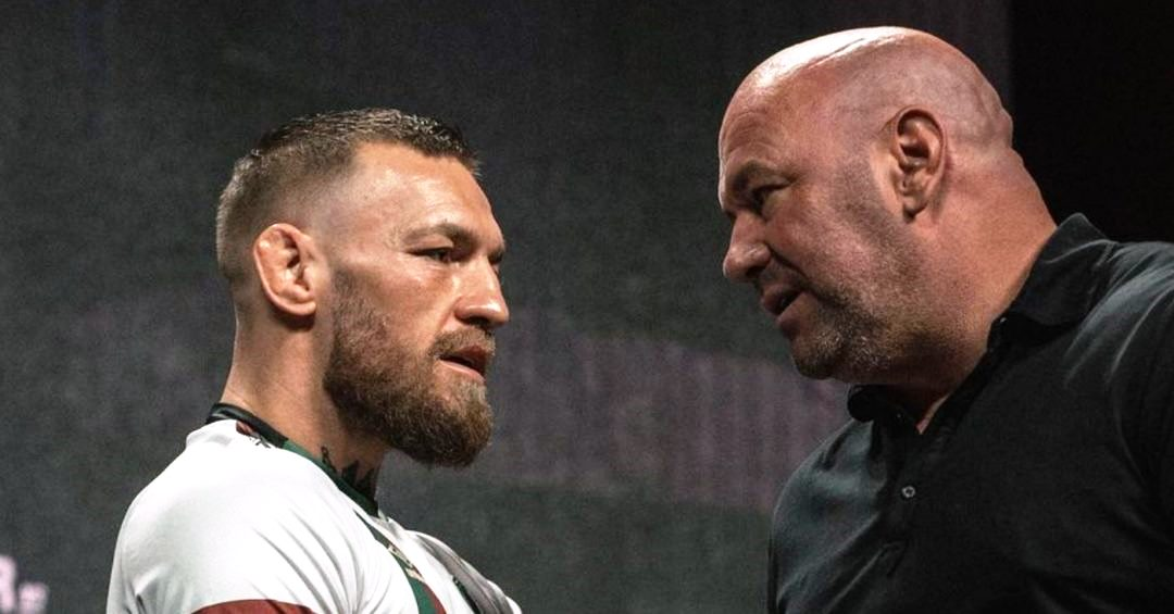 Dana White told when he expects Conor McGregor to return
