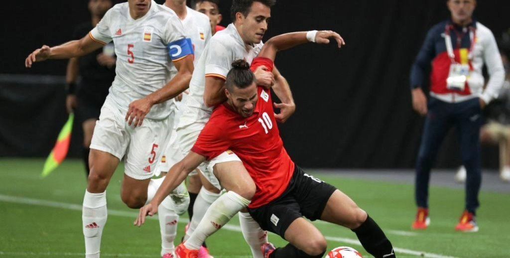 Egypt vs Spain Highlights & Review - Olympic Games 22 July 2021