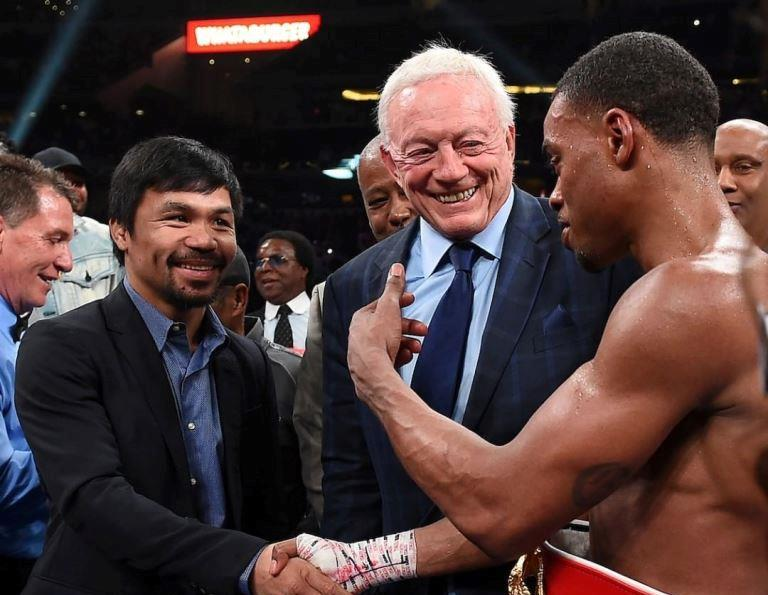 Errol Spence is confident that the legendary Filipino Manny Pacquiao will end his career after a fight with him.