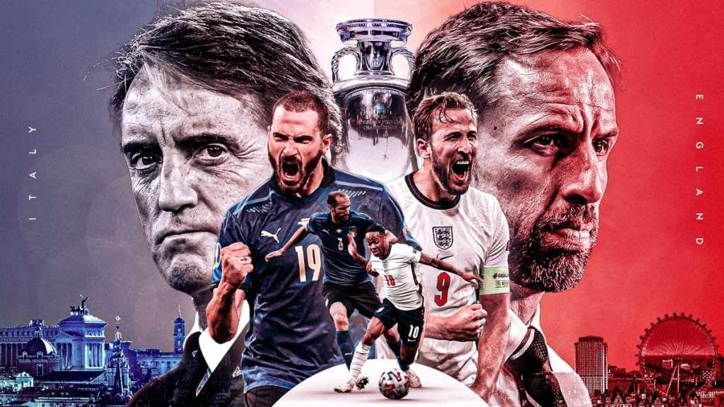 Euro 2020 final England release 'The Final Word' video ahead of Italy showpiece