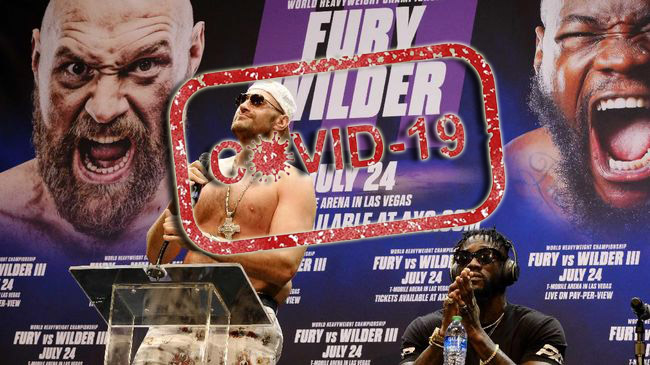 An insider called a new date for the Tyson Fury - Deontay Wilder 3 fight