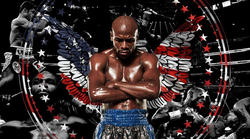 Floyd Mayweather named the best boxers of all time.
