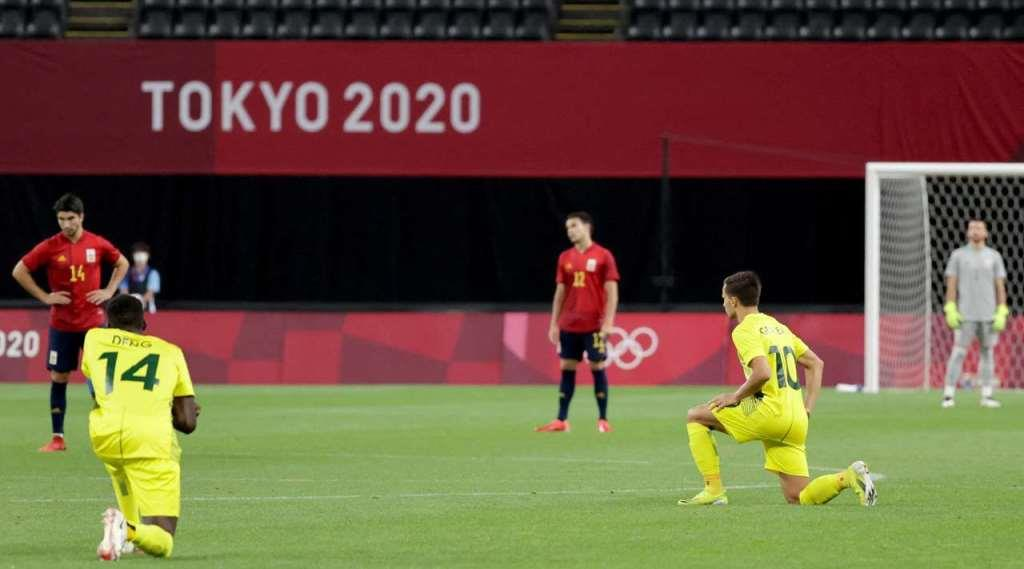 Football news Australia vs Spain Highlights & Review – Olympic Games 25 July 2021