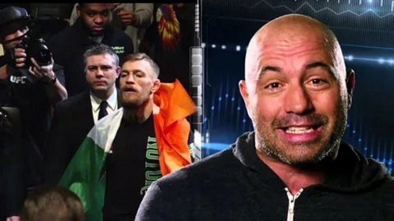 """""""I guarantee"""": Joe Rogan suggested who will be McGregor's next opponent"""