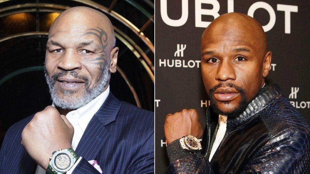 "Mike Tyson: ""Floyd Mayweather is broken"""