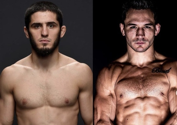 Islam Makhachev calls out Michael Chandler, Chandler responded