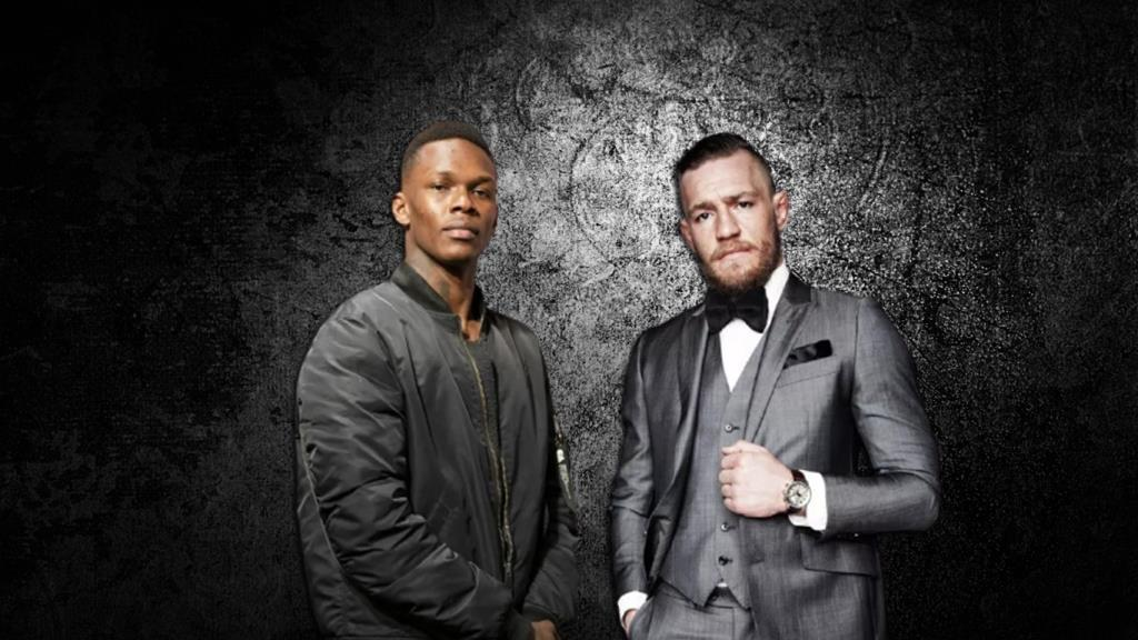 Israel Adesanya told that he draws inspiration from Conor McGregor