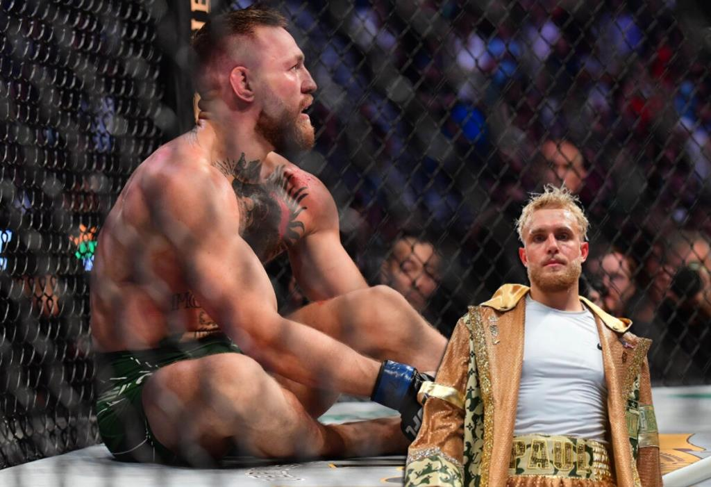 Jake Paul offers $23 for fight to Conor McGregor