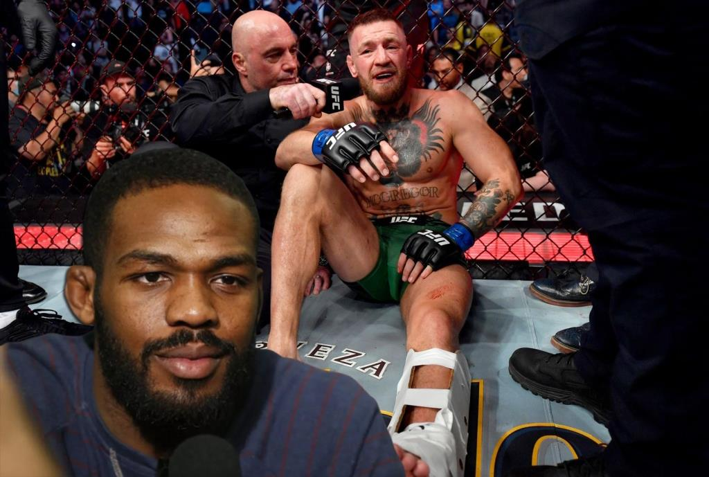 Jon Jones doubts that McGregor will continue his career after losing in the trilogy with Dustin Porrier