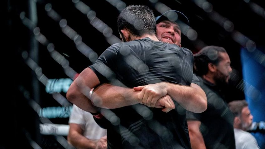 Khabib Nurmagomedov commented on the victory of Makhachev over Moises