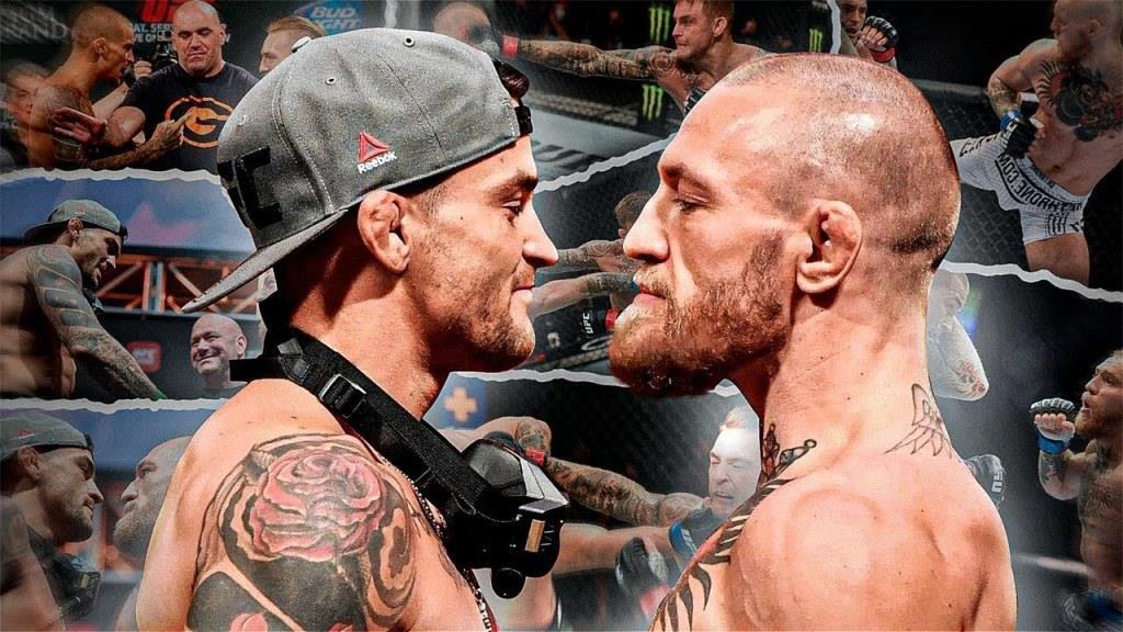 UFC 264. Dustin Poirier vs Conor McGregor 3. Press conference video