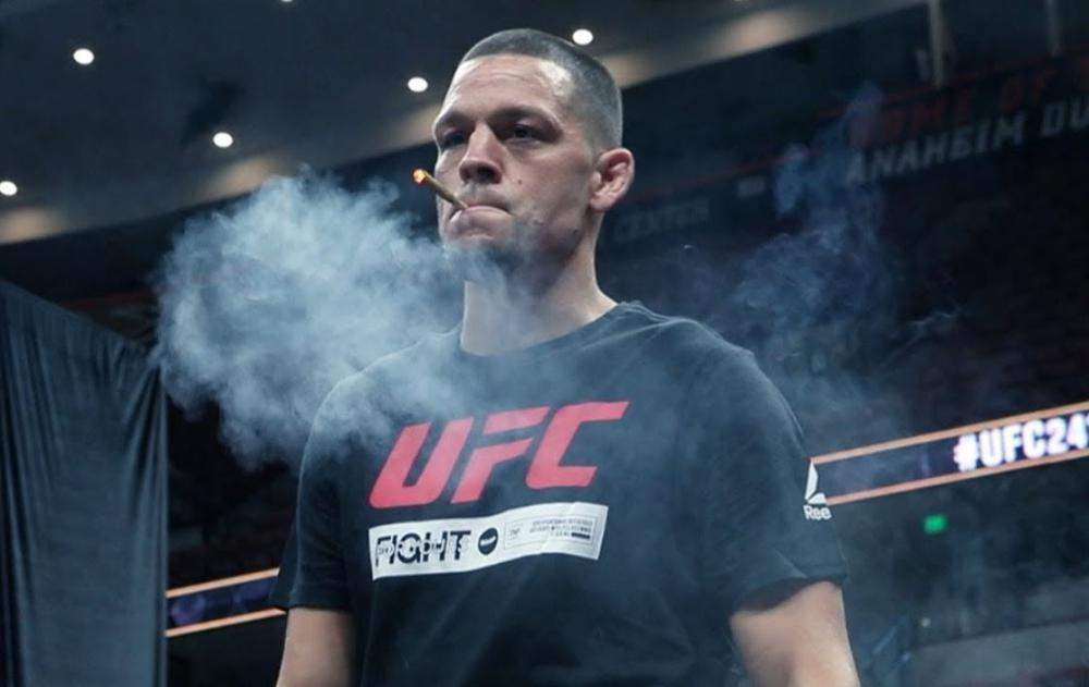 Nick Diaz commented on the announcement of the fight with Robbie Lawler
