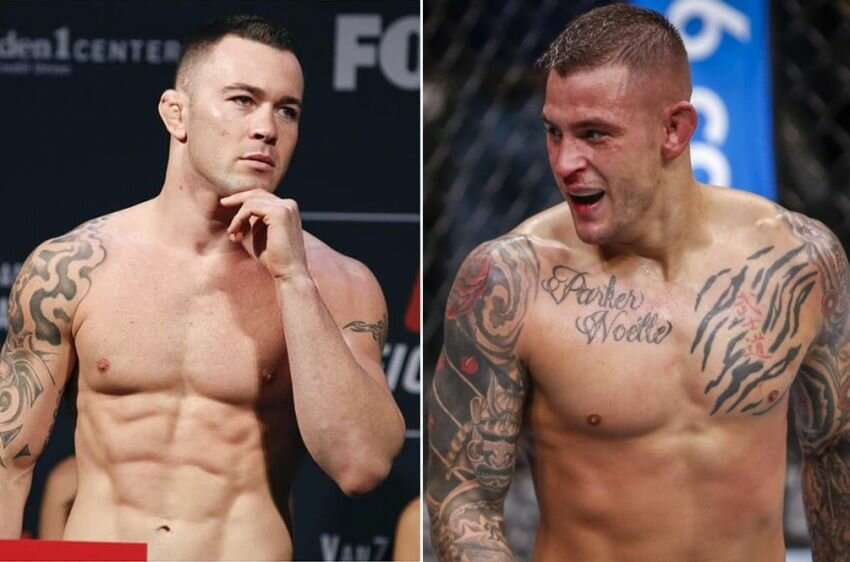 """Colby Covington: """"I would drag Poirier by his underpants all over the octagon until he gives up"""". Video"""