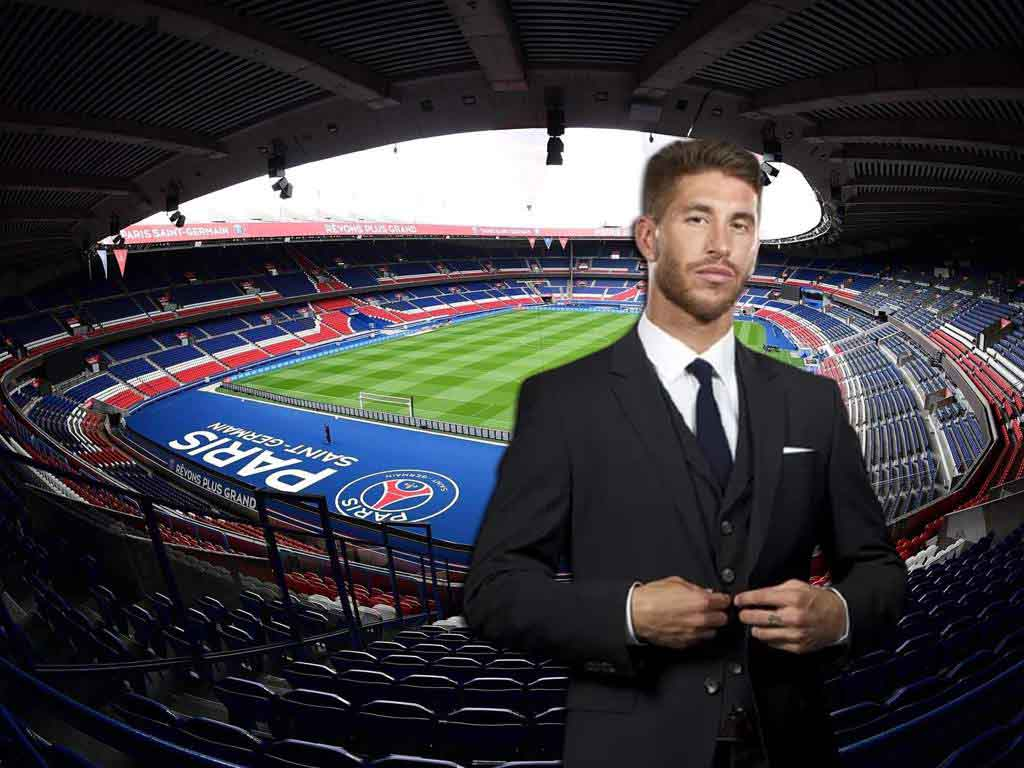 Sergio Ramos agrees to sign for PSG after rejecting two English clubs