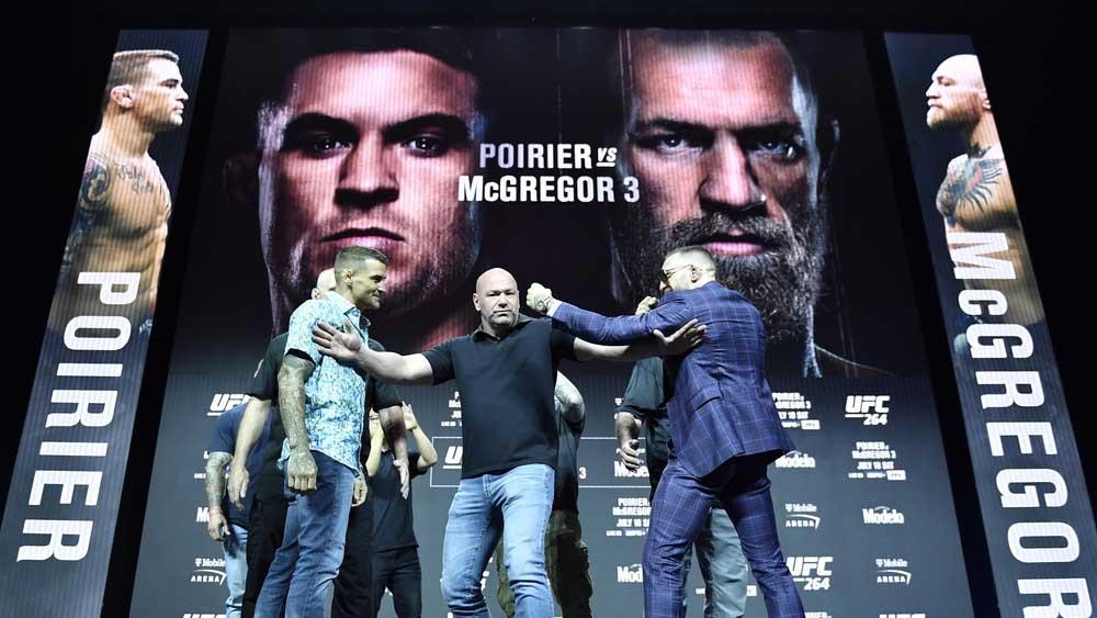 UFC 264 predictions
