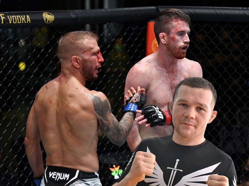 UFC News Petr Yan sends a message to TJ Dillashaw following his successful UFC comeback