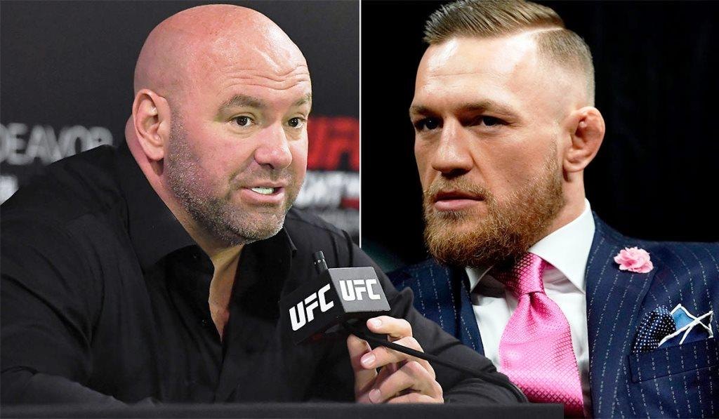 """Dana White: """"Conor McGregor treats the third fight with Dustin Poirier much more seriously than the previous one"""""""