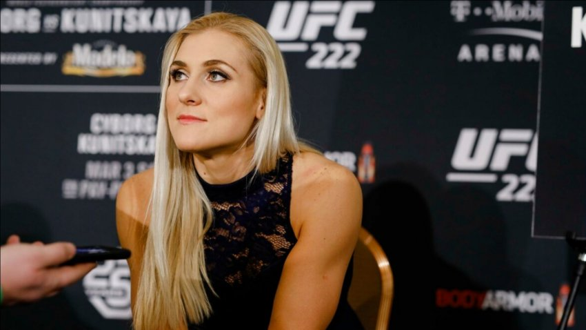 UFC News: Yana Kunitskaya announced that she will become a mother
