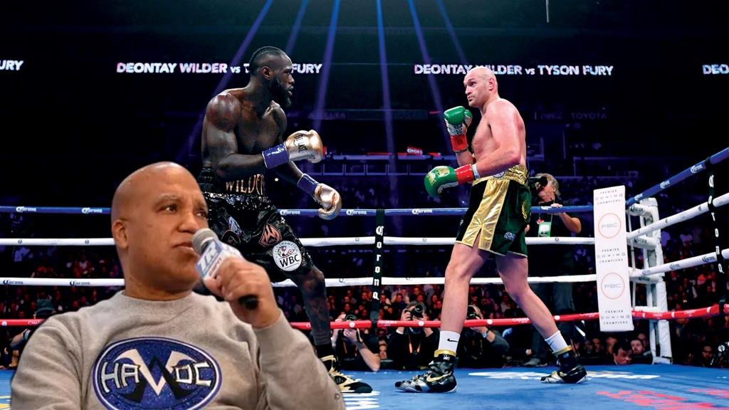"""Boxing News: Andre Rozier - about the Tyson Fury – Deontay Wilder III fight: """"The result will be the same as in the second fight"""""""
