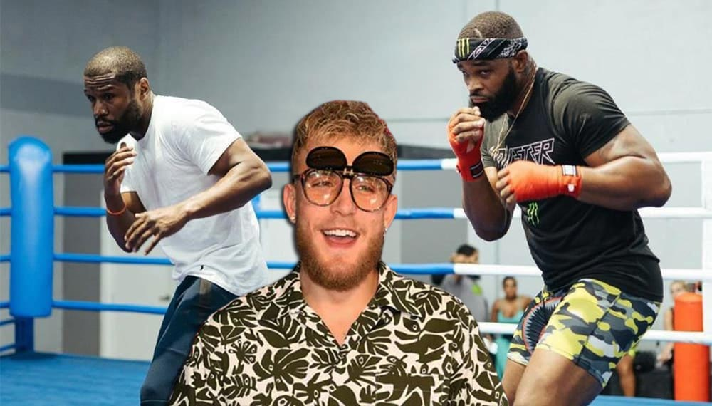 """BOXING News: Jake Paul: """"Floyd Mayweather is very greedy, so he wants me to lose"""""""