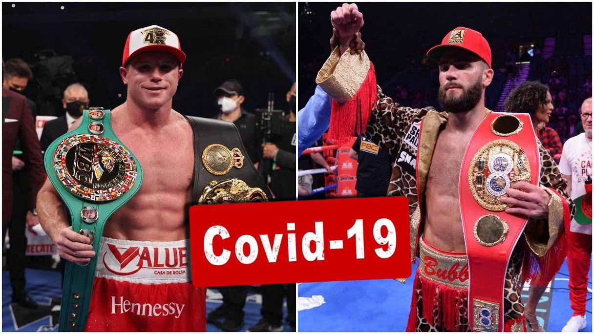 BOXING NEws: Caleb Plant was vaccinated before the fight with Saul Alvarez