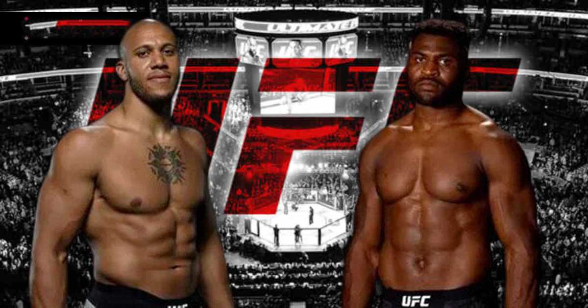 """UFC NEws: Francis Ngannou: """"Ciryl Gane knows what awaits him during the fight with me"""""""