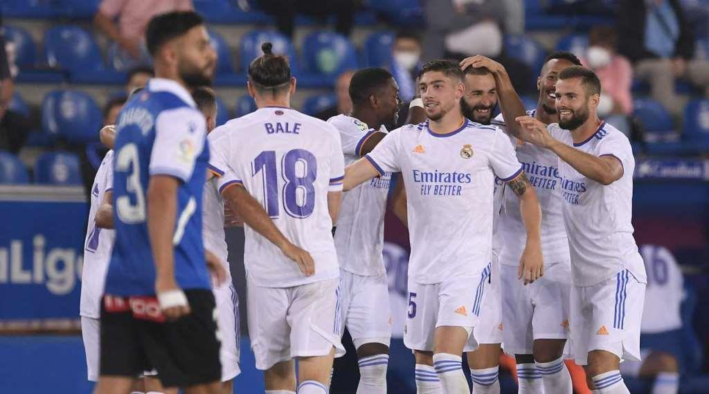Alaves vs Real Madrid Highlights & Report 14 August 2021