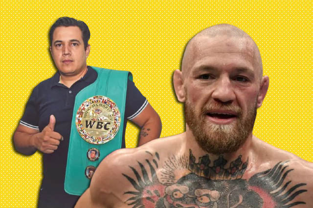 Boxing news Conor McGregor wants to work with Canelo's coach Eddy Reynoso