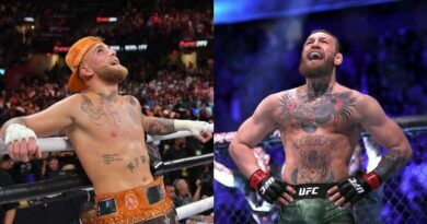 Boxing news Jake Paul responded to Conor McGregor's comment, saying that he would be happy to enter the ring with McGregor.