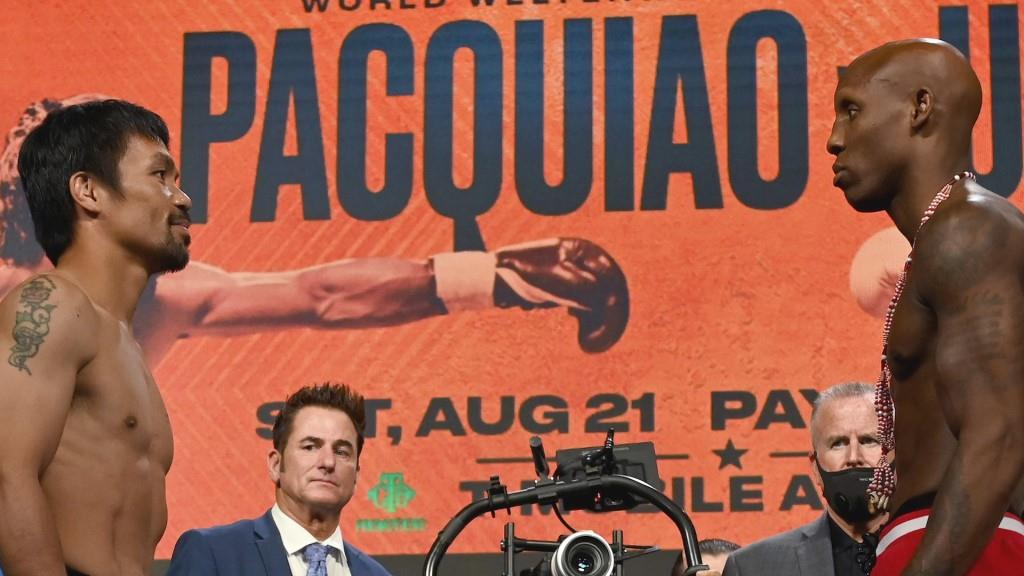 Boxing news Manny Pacquiao vs Yordenis Ugas. Boxing Match Review