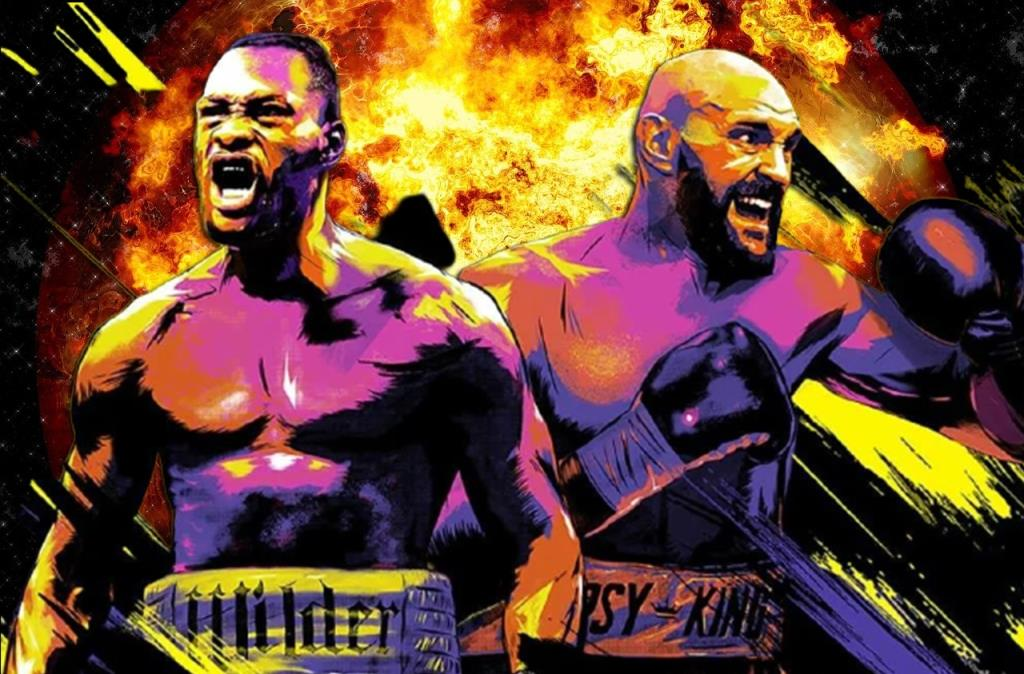 Boxing news Tyson Fury continues to fuel public interest in the third fight with Deontay Wilder