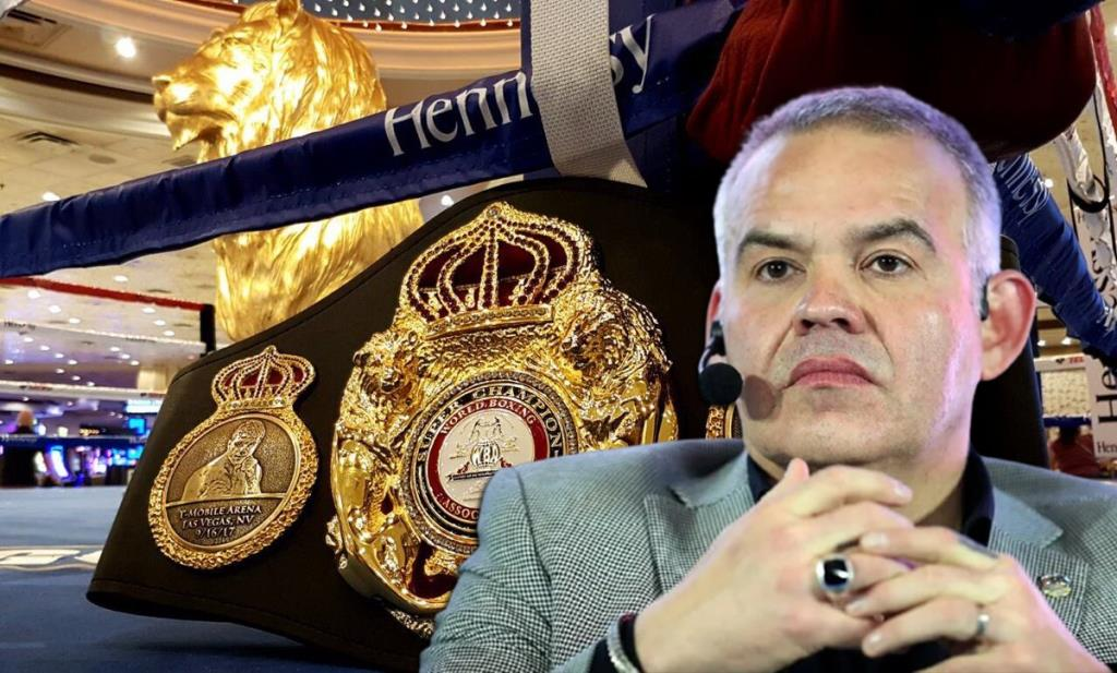 Boxing news WBA intends to reduce the number of belts