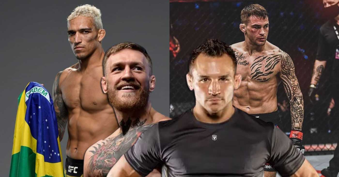 UFC News: Michael Chandler advises Dustin Poirier to give up the fight with Charles Oliveira, for the fourth fight with Conor McGregor