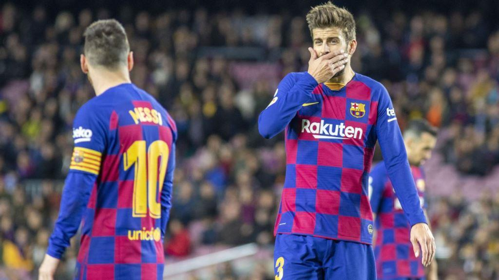 Football news Gerard Pique has admitted that the departure of Lionel Messi is a seismic blow to the club
