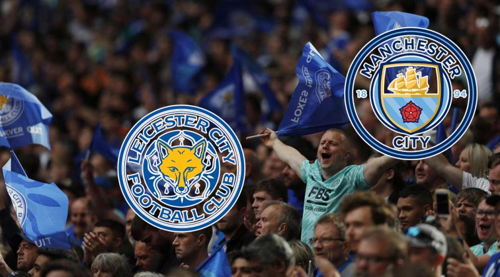 Football news Leicester vs Manchester City Highlights & Report 07 August 2021