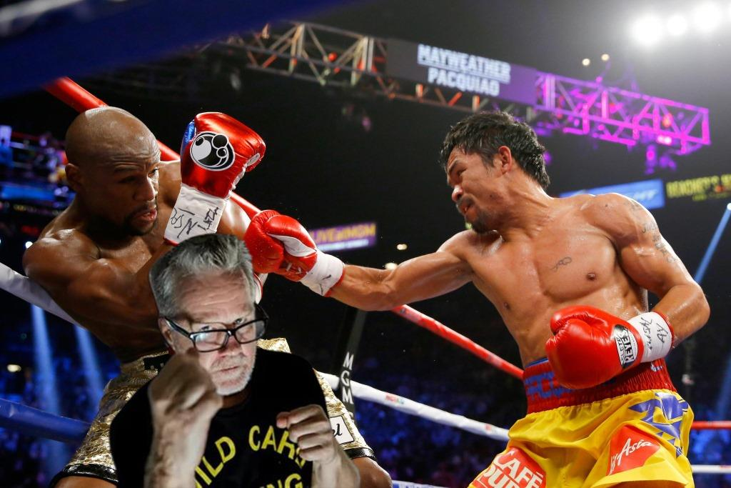 """BOXING NEws: Coach Manny Pacquiao: """"We would like to fight Mayweather again"""""""