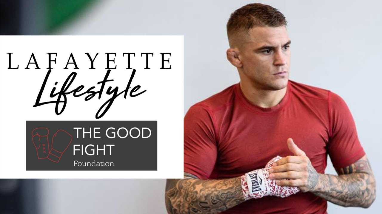MMA news: Dustin Poirier, The Good Fight Foundation distributes 1000 backpacks to school children