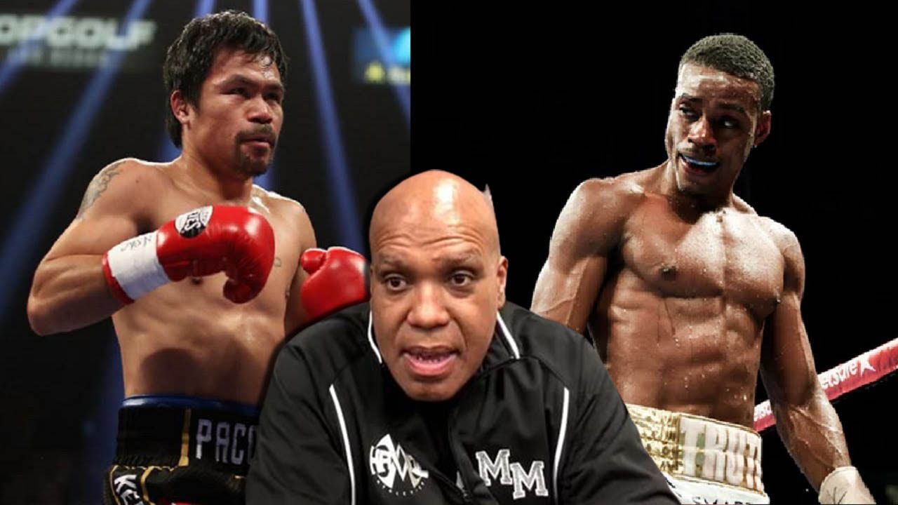 """Boxing News: Andre Rozier warned Errol Spence Jr: """"Manny Pacquiao can deliver a knockout blow at any moment of the fight"""""""