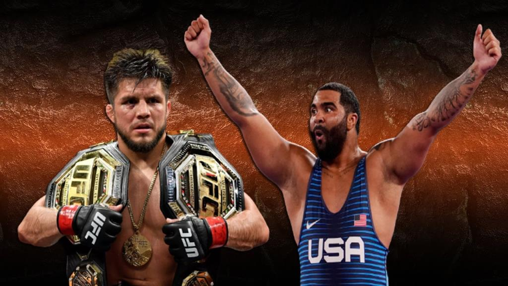 MMA news Henry Cejudo assessed the chances of success of the gold medalist of the 2020 Olympics Gable Stevenson in the UFC