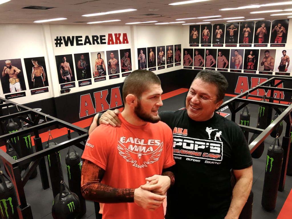 MMA news Javier Mendes explained why Khabib Nurmagomedov continues sparring with teammates after the end of his career