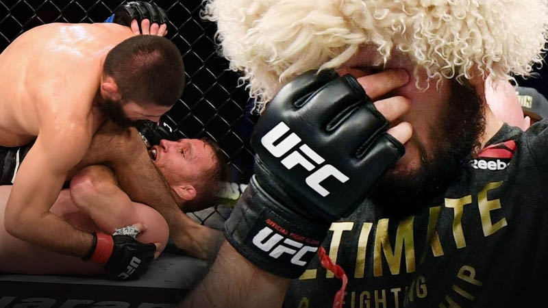 MMA news Khabib Nurmagomedov - about the end of his career It was the hardest decision of my life