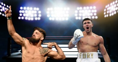 MMA news Mike Perry thought about boxing and expressed a desire to fight with Tommy Fury