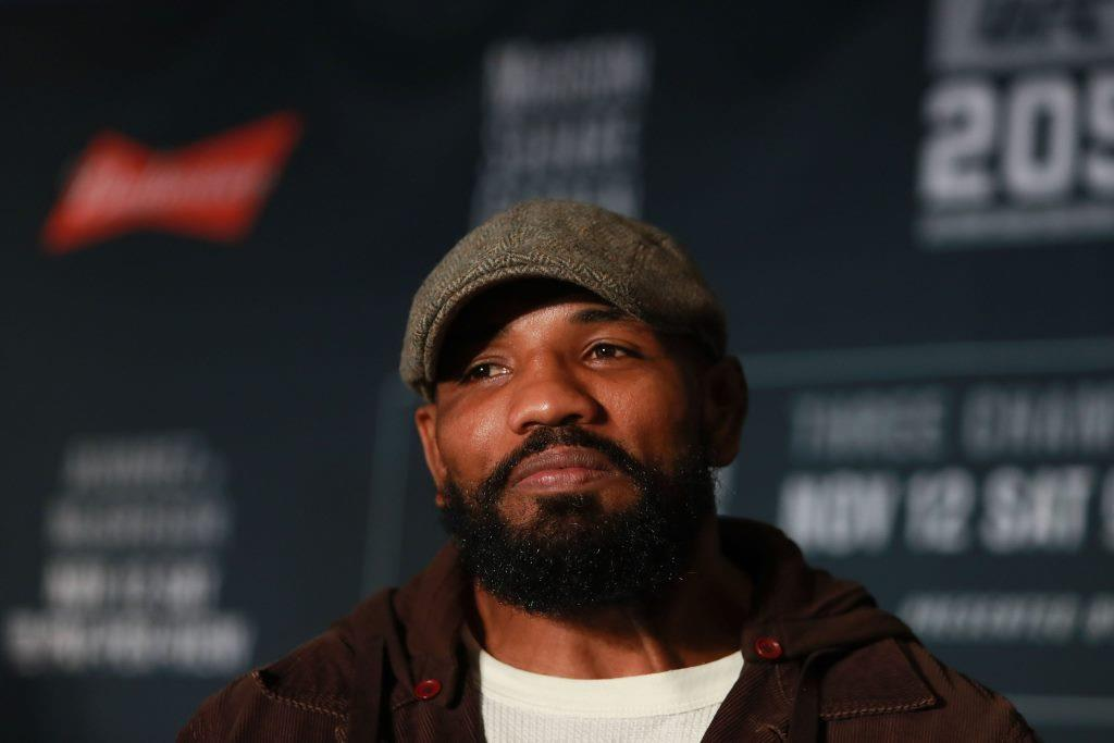 MMA news Yoel Romero showed the current form before his debut in the light heavyweight division