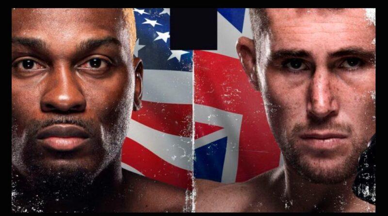 UFC Fight Night 191 Fight Card - Brunson vs. Till