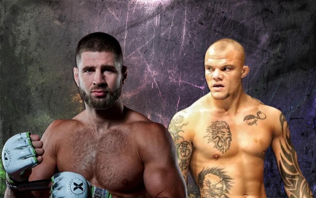 UFC news Anthony Smith wants to fight against Jiri Prochazka