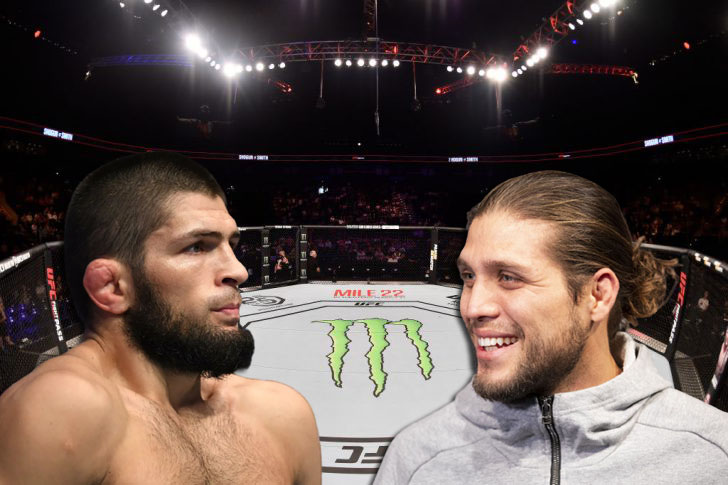 UFC news Brian Ortega dreams of a fight with Khabib We dance in the same rhythm, but in different ways