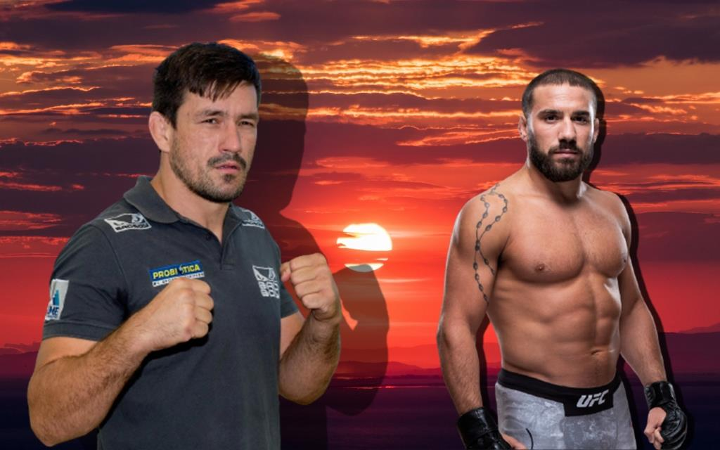 UFC news Demian Maia and Jimmie Rivera no longer the UFC roster