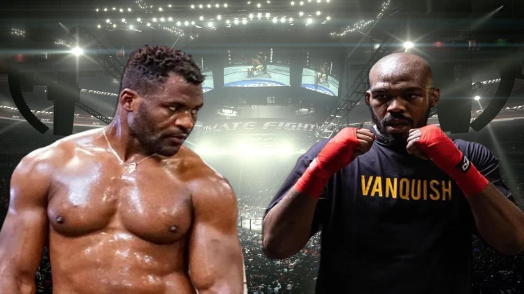 UFC news Francis Ngannou still wants to fight against Jon Jones
